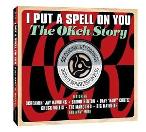 I PUT A SPELL ON YOU- THE OKEH STORY -  2CD SET
