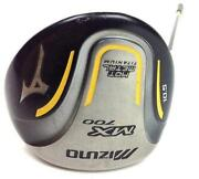 Left Handed Mizuno Golf Clubs
