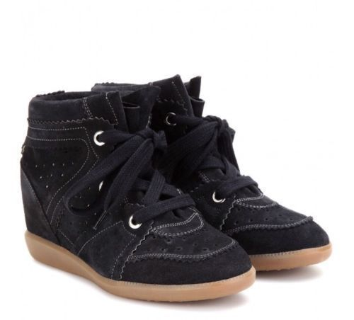 your guide to styling isabel marant sneakers ebay. Black Bedroom Furniture Sets. Home Design Ideas