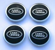 Range Rover Centre Caps