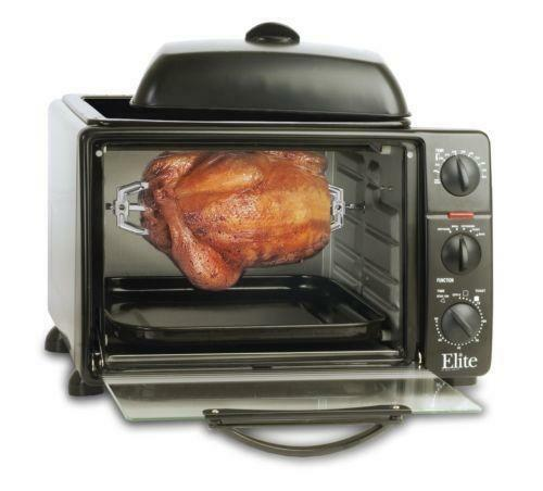 Elite Toaster Oven Ebay