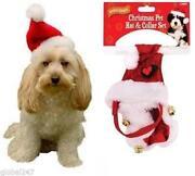 Dog Santa Hat