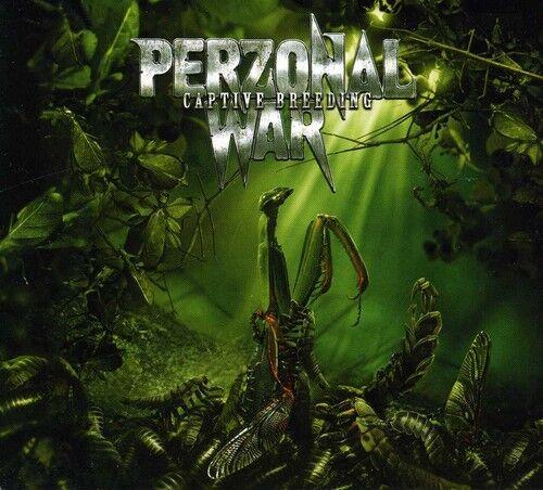 Perzonal War - Captive Breeding [New CD]
