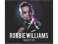 very rare 2 cd set new and sealed robbie williams