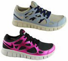 Nike Free Synthetic Running Athletic Shoes for Women