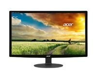 """Acer S240HL (24"""") LED Monitor - 16:9 - 5 ms EXCELLENT CONDITION £75.00"""