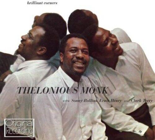 Thelonious Monk, Thelonius Monk - Brilliant Corners [New CD]