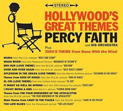 Percy Faith   Hollywood Great Themes   Taras Theme From Gone With The Wind  New
