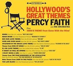 Percy Faith - Hollywood Great Themes / Tara's Theme From Gone With The Wind [New