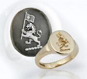 Heraldic Ring