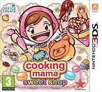 Cooking Mama Sweet Shop (Nintendo 3DS)