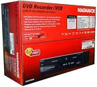DVD VHS Player New
