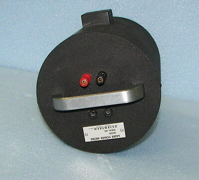 Scientech Power Meter Aperature Calorimeter Model No 36-0203
