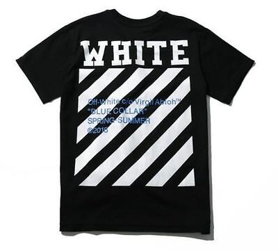 2a5e41d929b7 Off White C O Virgil Abloh Pyrex Vision summer new Lightning personality  t-shirt
