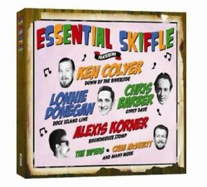 Essential Skiffle (2011), 2-CD Set, Neu OVP