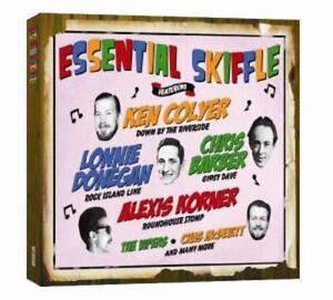 Essential Skiffle von Various Artists (2011), Neu OVP, 2 CD Set
