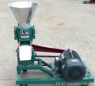 3kw 120 Model Pellet Mill Machine Feed Pellet Mill Machine With Motor Ax