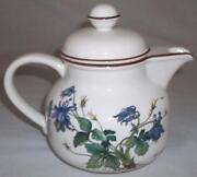 Villeroy and Boch Teapot