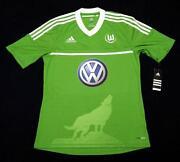 Wolfsburg Trikot
