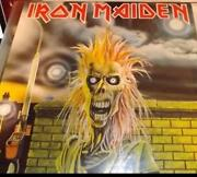 Vinyl Records Iron Maiden