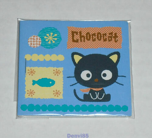 VERY HTF! 2006 Sanrio CHOCOCAT Mini Sticker Bk from JAPAN! NEW!