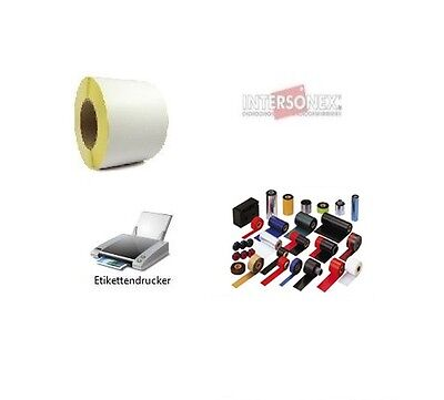 evolis R2011 Farbband Schwarz für 1.000 Drucke Monochrome Ribbon Black NEU