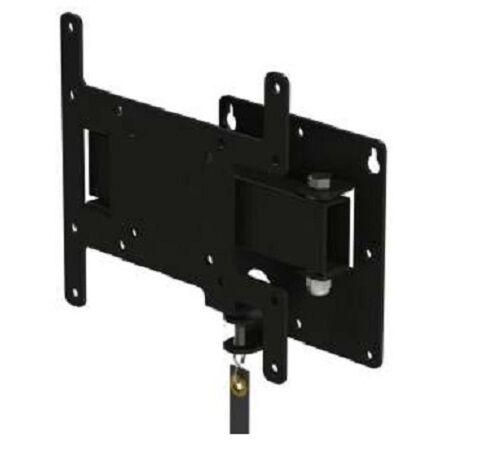 """Locking 9"""" Swing TV Mount, Bracket Upto 200x200mm 50lbs-Grea"""