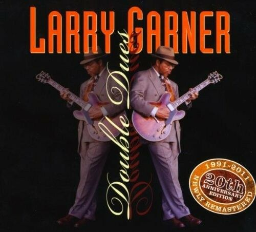 LARRY GARNER - DOUBLE DUES  CD NEU