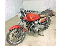 SUZUKI GS550 ENGINE COMPLETE