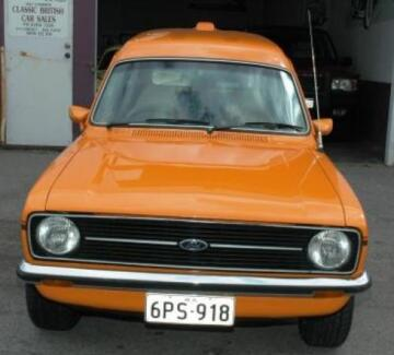 1978 Ford Escort Van/Minivan Osborne Park Stirling Area Preview