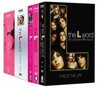 All 6 seasons of The L Word on DVD