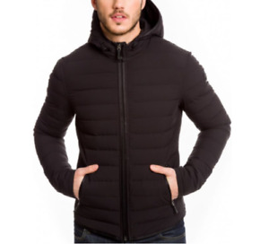 Moose knuckle jacket -Fairfield mens small -New with tags- black