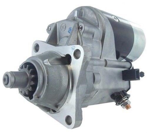Details About Starter For Case Skid Steer 1740 1835 1835B 1845 1845S G188D D188 Dsl 1109143