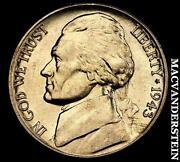1943 D Nickel