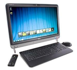 Dell All-in-One Touchscreen • 8GB RAM • 64-bit Win 7 • 1TB HDD