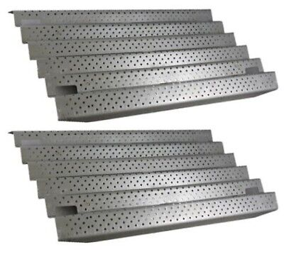 Gas Grill 2 Stainless Steel Heat Tents 91931 for Costco Kirkland - Kirkland Gas Grill