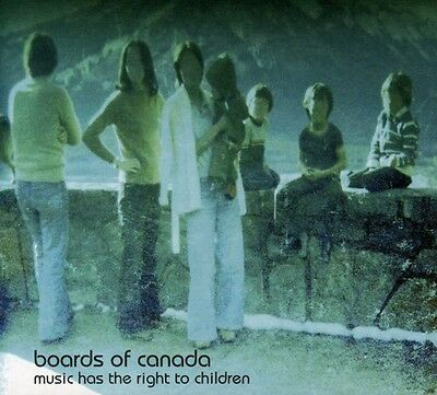 Boards Of Canada   Music Has The Right To Children  New Cd