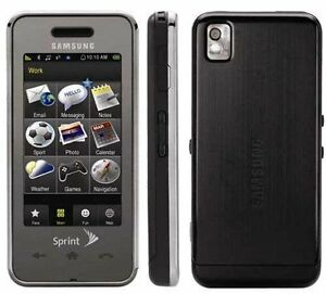 Samsung SPH-M800 Touch & Camera & SD