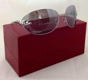 ca49216bcf6 Cartier Panthere Sunglasses