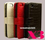 iPhone 4S Case Cover Wallet
