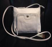Stone Mountain White Purse