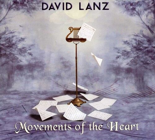 David Lanz - Movements of the Heart [New CD]