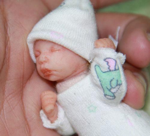 Polymer Clay Babies Ebay