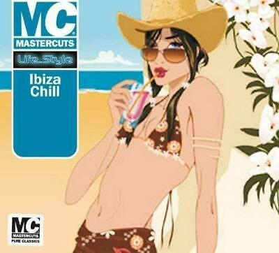 MASTERCUTS Life Style IBIZA CHILL (3CDs) New Sealed Groove Armada Sasha Salt