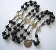 Antique Nun Rosary