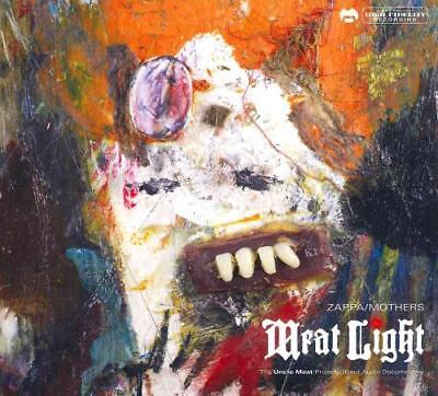 FRANK ZAPPA - MEAT LIGHT: THE UNCLE MEAT PROJECT/OBJECT AUDIO DOCUMENTARY NEW