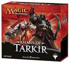Khans of Tarkir Magic the Gathering Boxes