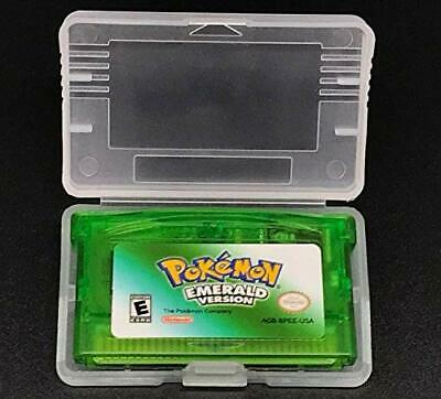 Pokémon: Emerald Version (Nintendo Game Boy)