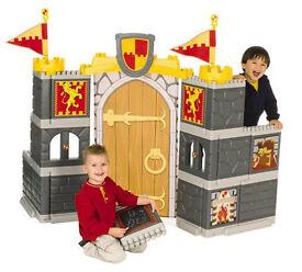 Megabloks castle