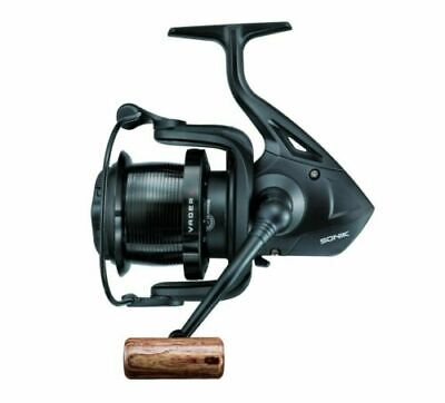 Sonik Vader X 8000 RS Big Pit Carp Reel with spare spool NEW Fishing